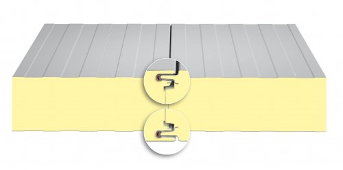 Docieplenia - Niższe koszty energii</br><br /> dzięki nowym energooszczędnym płytom warstwowym Ruukki