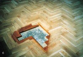 Renowacja - Drewno w domu po powodzi