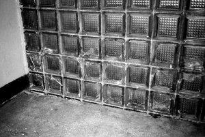 Ściany jednowarstwowe - Szklane ściany