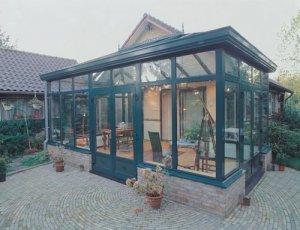 Ogrody zimowe - Konstrukcja ogrodu zimowego<br>Najważniejszy jest fundament