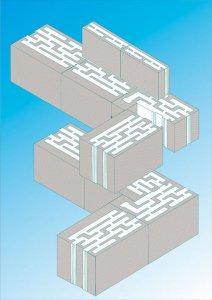 Ściany jednowarstwowe - Drobnowymiarowe elementy do budowy ścian jednowarstwowych