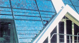 Fasady - Panele fasadowe pozyskujące energię słoneczną