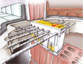Łączniki balkonowe isokorb