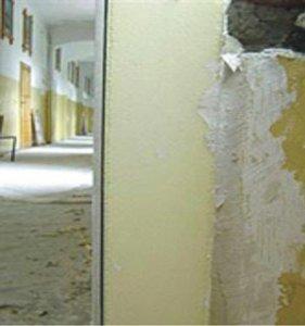 Ściany jednowarstwowe - Izolacja termiczna od środka