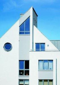 Okna - Indywidualny styl budynku ? Schüco Corona CT 70