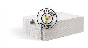 Ściany jednowarstwowe - YTONG  ENERGO ? materiał budowlany nowej generacji