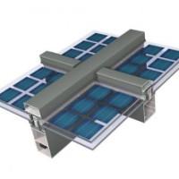 Fasada, która akumuluje energię. Nowe zintegrowane rozwiązania fotowoltaiczne Reynaers Aluminium