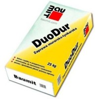 Uniwersalna zaprawa murarsko-tynkarska Baumit DuoDur