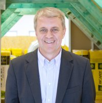 Marek Kolarz, ekspert ISOVER, koordynator programu szkoleń. Fot. ISOVER