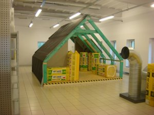 Centrum szkoleniowe ISOVER. Fot. ISOVER
