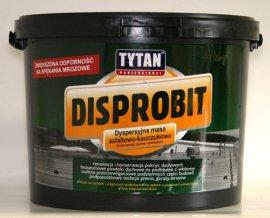 Disprobit Tytan Professional ? ochrona dachów i fundamentów