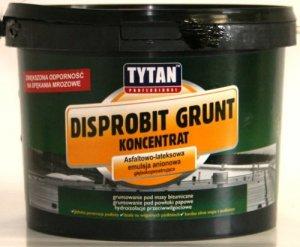 Tytan Professional Disprobit Grunt ? solidny fundament