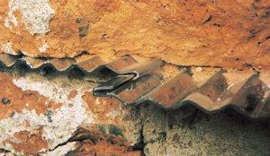 Izolacje z żelaznych płyt