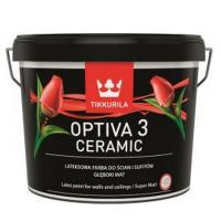 Tikkurila Optiva Ceramic Super Matt [3] – odporne mechanicznie, głęboko matowe wykończenie ścian