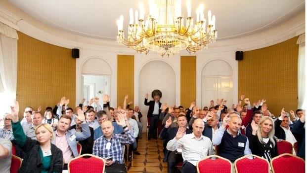 IX Walne Zebranie Członków Stowarzyszenia DAFA w Zamku w Pułtusku