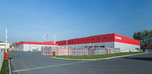 Fabryka Rockwool w Bohuminie w Czechach. Fot. Rockwool
