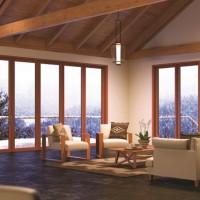 Przeszkolone drzwi Centor o podwyższonej termoizolacyjności – ciepły dom otwarty na ogród