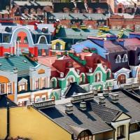 Odważna elewacja – kontrasty kolorystyczne i efekty dekoracyjne