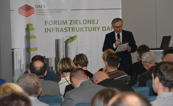 Forum ZIelonej Infrastruktury DAFA. Fot. ABC-MEDIA