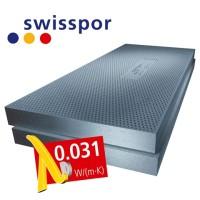 Ciepłe fundamenty izolowane szarym styropianem – nowe płyty Swisspor HYDRO Lambda