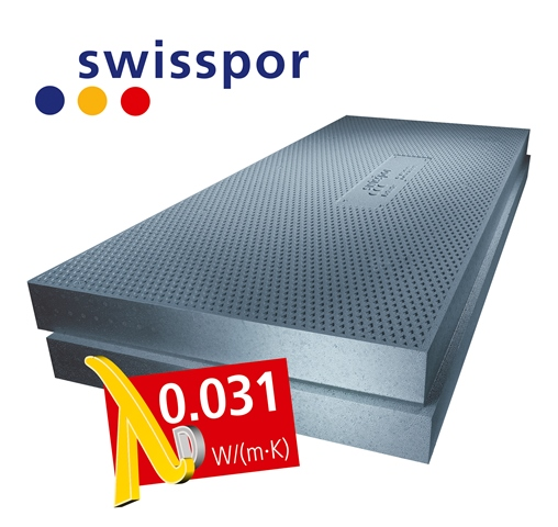 Swisspor HYDRO lambda - specjalistyczne płyty do izolacji fundamentów. Fot. Swisspor