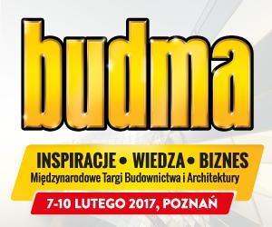 Międzynarodowe Targi Budownictwa i Architektury w Poznaniu - 7-10.02.2017 r.