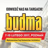 BUDMA 2017. Fachowe targi