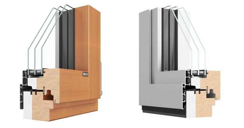 Okno Puro Passive marki Sokółka Okna i Drzwi posiada parametry termoizolacyjne przewyższające te, które będą obowiązywały po 2021 roku. Współczynnik przenikania ciepła Uw wynosi 0,66 W/m²K. Fot. Sokółka Okna i Drzwi