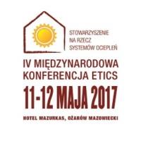 IV Międzynarodowa Konferencja ETICS – już w maju doroczne spotkanie branży ociepleń