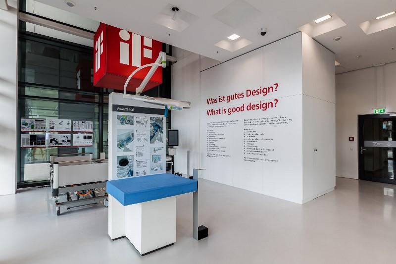 Wystawa iF Design w Hamburgu. Źródło: Grupa Paradyż