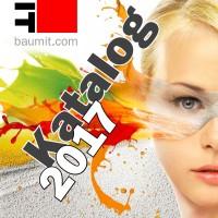 Nowy katalog produktowy Baumit na 2017 r.