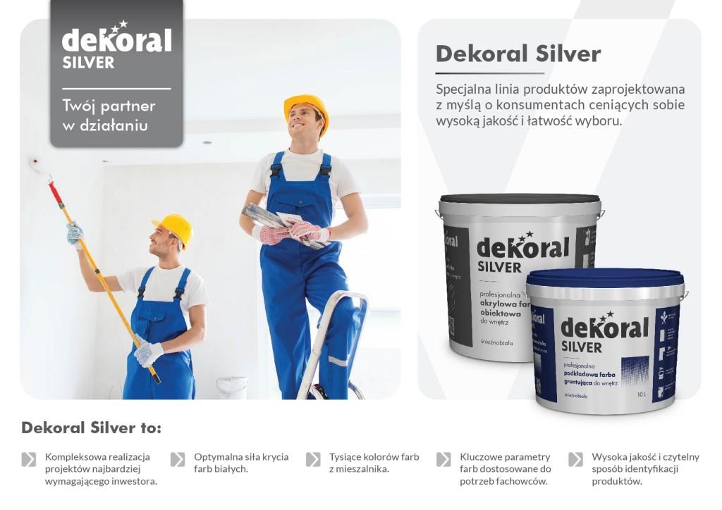 Dekoral Silver - KV