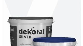 Dekoral Silver dla profesjonalistów – nowa linia produktów od Dekoral