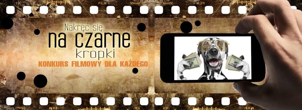 Nakręć się na czarne kropki - konkurs filmowy Termo Organiki