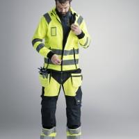 Pozostań widoczny, pozostań bezpieczny – odblaskowa odzież robocza z nowej kolekcji Snickers Workowce