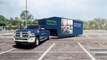 Dołącz do Festool Roadshow 2018 dla firm remontowo budowlanych!  Przyjdź i poznaj nowe produkty i zapewnij sobie szansę na wspaniałą wygraną*