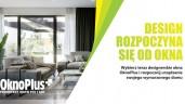 Design zaczyna się od okna – wiosenna promocja OknoPlus