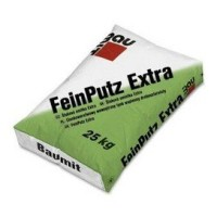 Baumit FeinPutz Extra – drobnoziarnisty tynk wewnętrzny