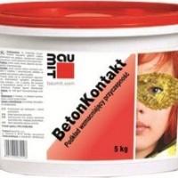 Baumit BetonKontakt – podkład wzmacniający przyczepność tynków gipsowych do betonu