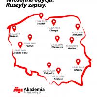 Akademia Profesjonalisty Sopro: pierwsze szkolenia już w lutym